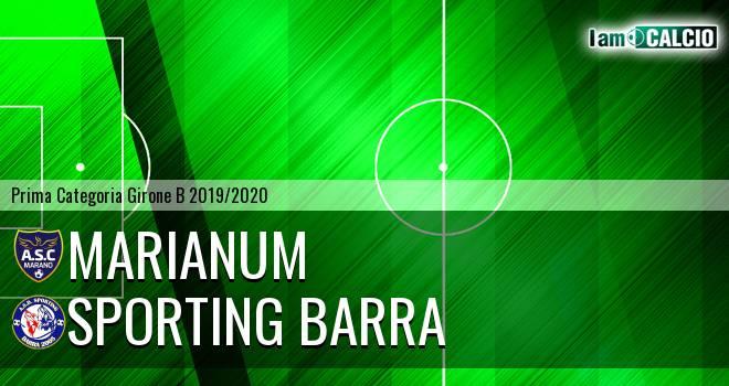 Marianum - Sporting Barra