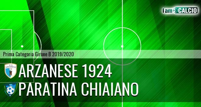 Arzanese 1924 - Paratina Chiaiano