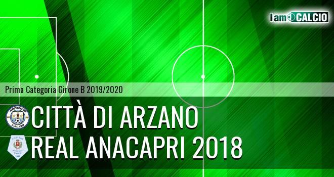 Città di Arzano - Real Anacapri 2018