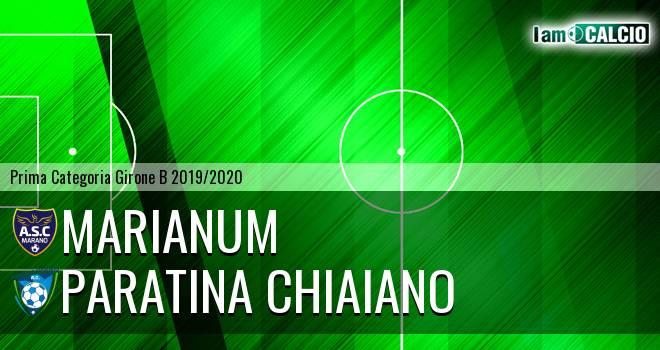 Marianum - Paratina Chiaiano