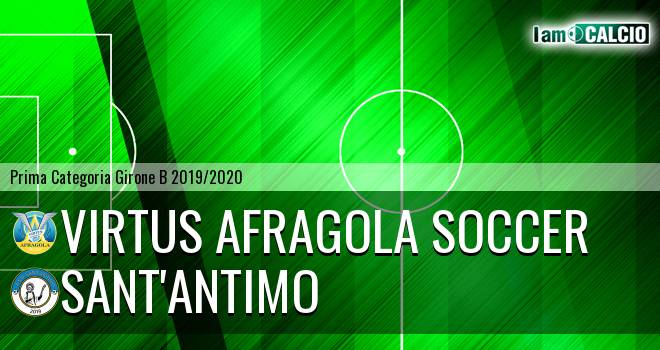 Virtus Afragola Soccer - San Francesco Soccer