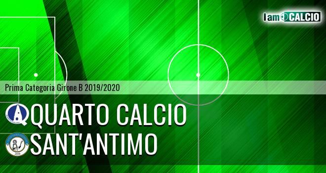 Quarto Calcio - Sant'Antimo