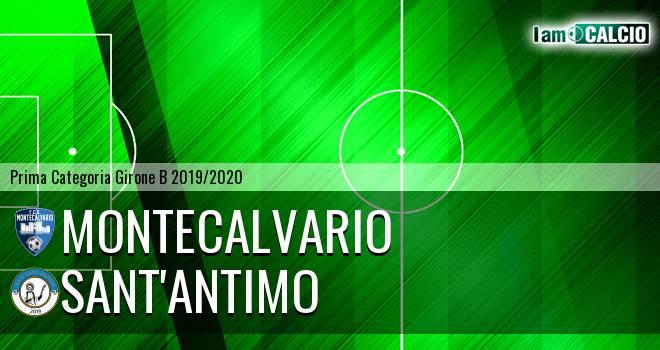 Montecalvario - San Francesco Soccer