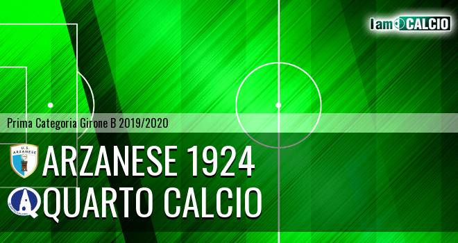 Arzanese 1924 - Quarto Calcio