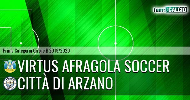 Virtus Afragola Soccer - Città di Arzano