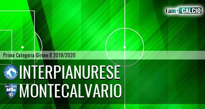 Interpianurese - Montecalvario