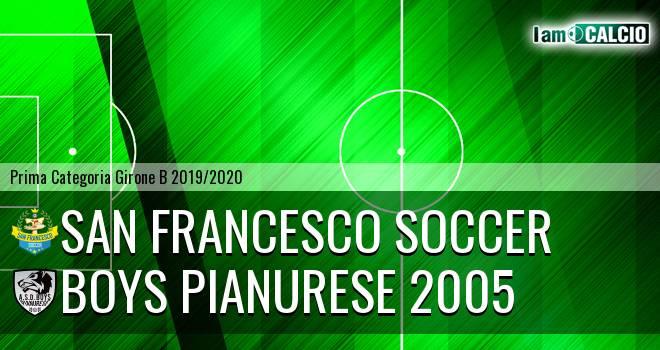 Sant'Antimo - Boys Pianurese 2005