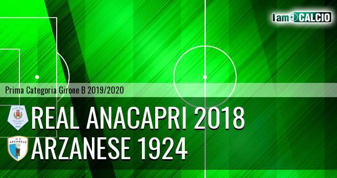 Real Anacapri 2018 - Arzanese 1924
