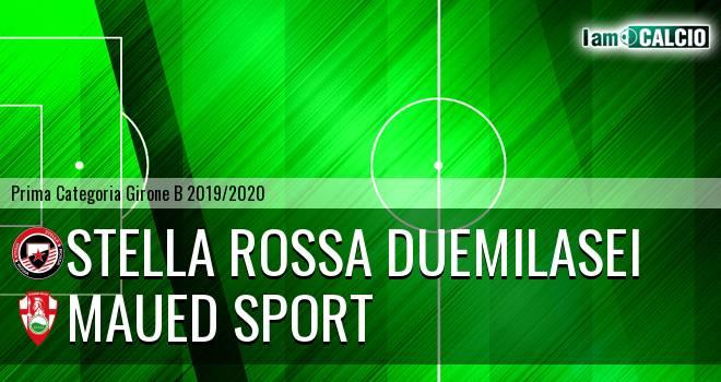 Stella Rossa Duemilasei - Maued Sport