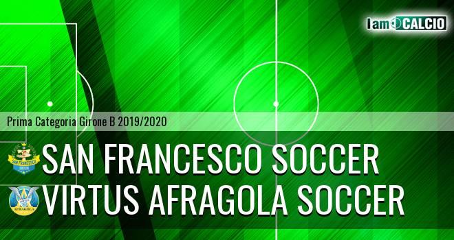 Sant'Antimo - Virtus Afragola Soccer