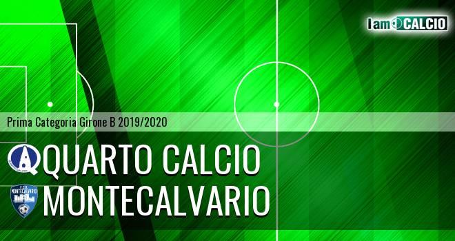 Quarto Calcio - Montecalvario