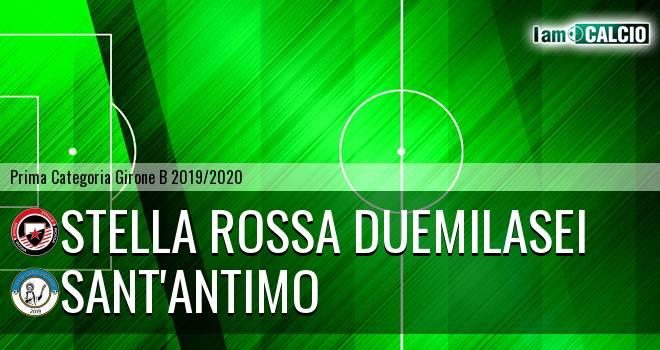 Stella Rossa Duemilasei - San Francesco Soccer