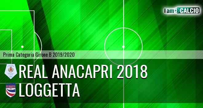 Real Anacapri 2018 - Fortitudo Campi Flegrei
