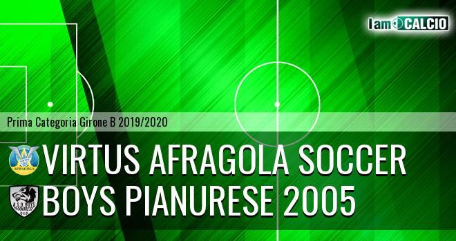 Virtus Afragola Soccer - Boys Pianurese 2005