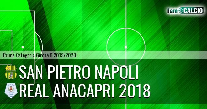 Sangiovannese - Real Anacapri 2018