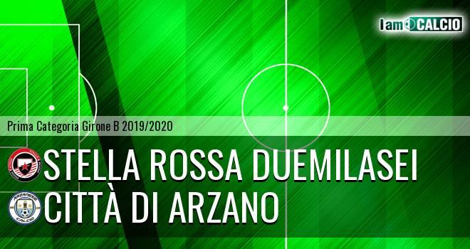 Stella Rossa Duemilasei - Città di Arzano
