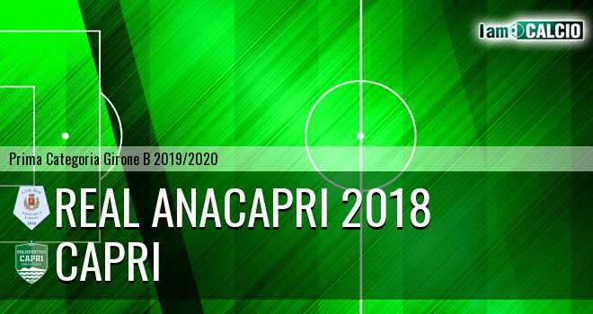 Real Anacapri 2018 - Capri