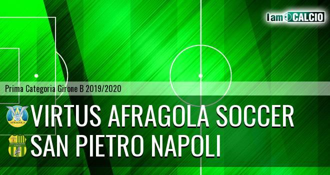 Virtus Afragola Soccer - San Pietro Napoli