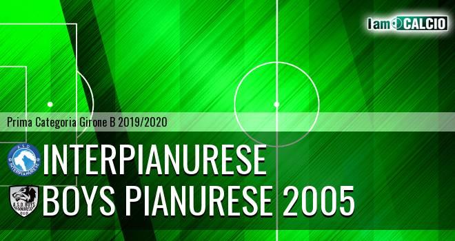 Interpianurese - Boys Pianurese 2005