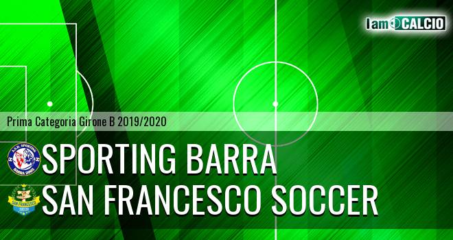 Sporting Barra - Sant'Antimo