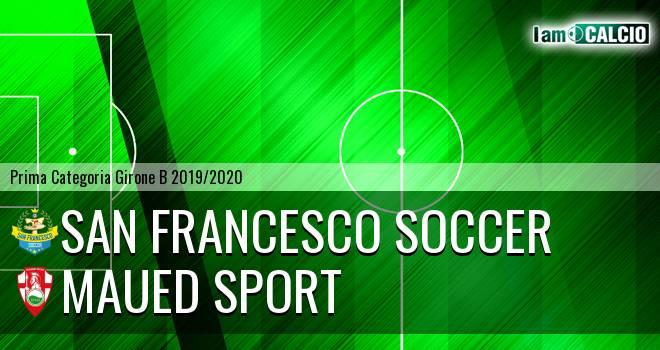 Sant'Antimo - Maued Sport