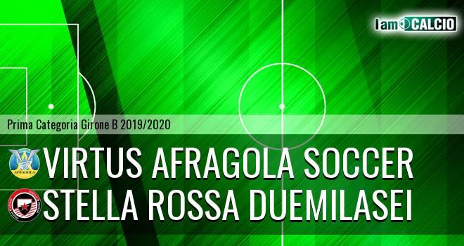 Virtus Afragola Soccer - Stella Rossa Duemilasei