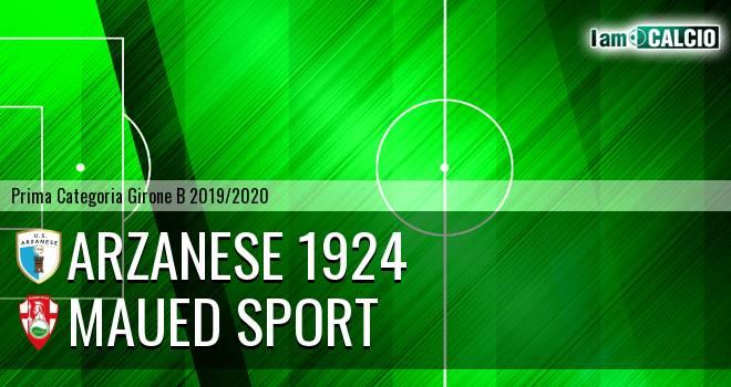 Arzanese 1924 - Maued Sport