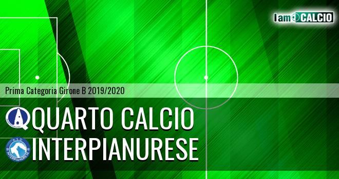 Quarto Calcio - Interpianurese