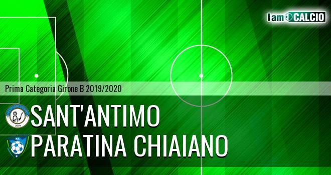 Sant'Antimo - Paratina Chiaiano
