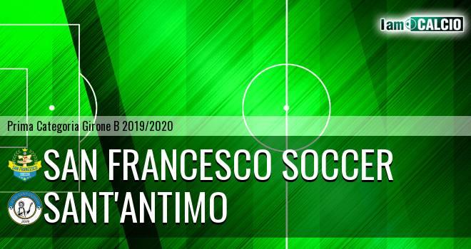 San Francesco Soccer - Sant'Antimo