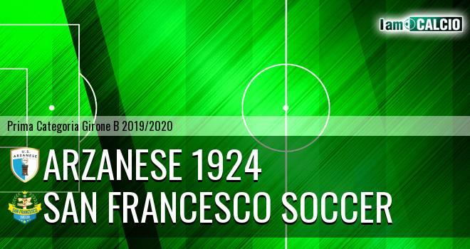 Arzanese 1924 - San Francesco Soccer