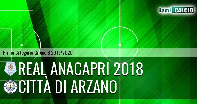 Real Anacapri 2018 - Città di Arzano