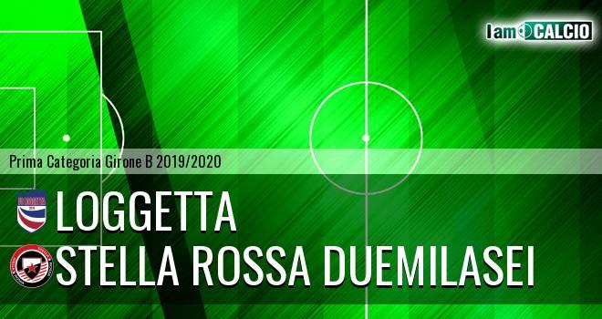 Loggetta - Stella Rossa Duemilasei