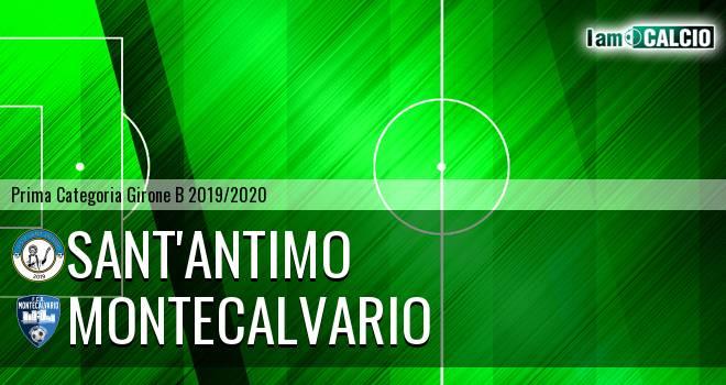 San Francesco Soccer - Montecalvario