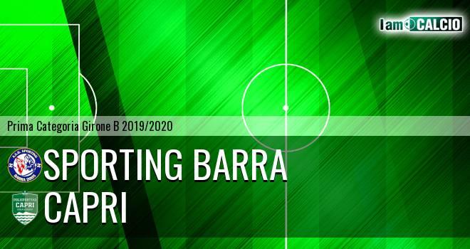 Sporting Barra - Capri