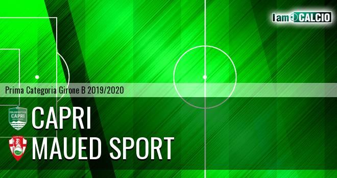 Capri - Maued Sport