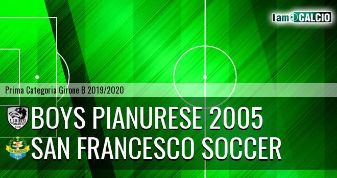 Boys Pianurese 2005 - Sant'Antimo