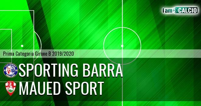 Sporting Barra - Maued Sport