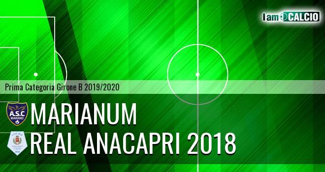 Marianum - Real Anacapri 2018