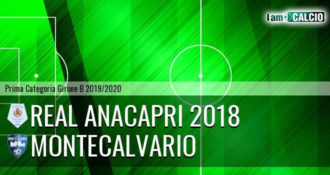 Real Anacapri 2018 - Montecalvario