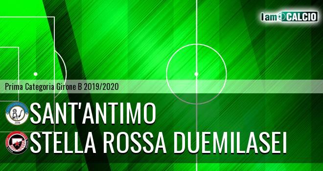 San Francesco Soccer - Stella Rossa Duemilasei