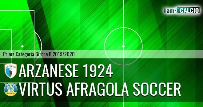 Arzanese 1924 - Virtus Afragola Soccer