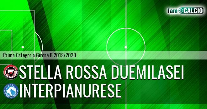 Stella Rossa Duemilasei - Interpianurese