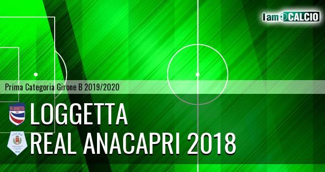 Fortitudo Campi Flegrei - Real Anacapri 2018