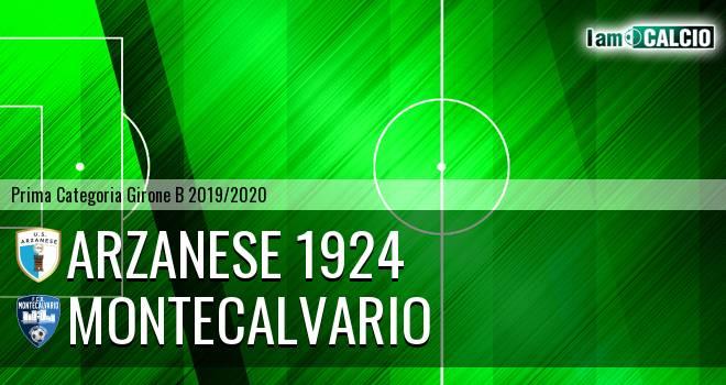 Arzanese 1924 - Montecalvario