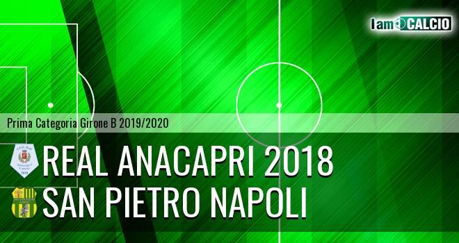 Real Anacapri 2018 - San Pietro Napoli