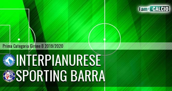 Interpianurese - Sporting Barra
