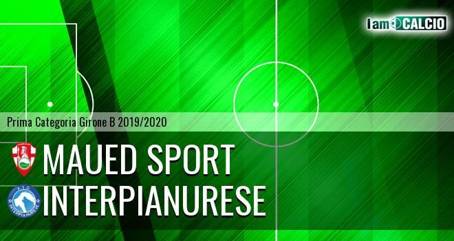 Maued Sport - Interpianurese