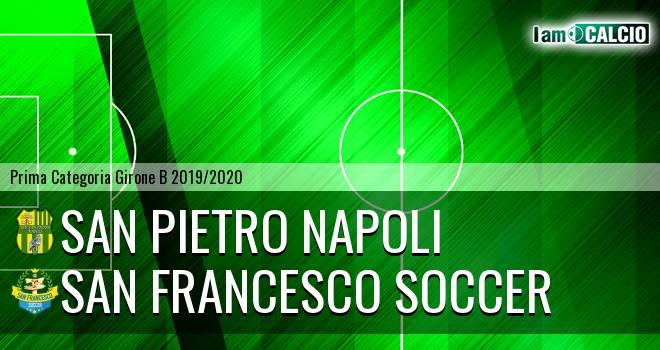 San Pietro Napoli - Sant'Antimo