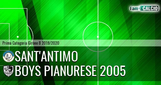 San Francesco Soccer - Boys Pianurese 2005